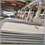 La norme ASTM (321 310S 309S 304H) en acier inoxydable laminés à froid 2b Fiche de la plaque de finition