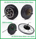 Kit elettrico professionale di conversione della bici del fornitore 48V 1000W di Czjb con la batteria