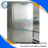Einzelne Tür-Tiefkühltruhe-Kühler-Schrank-Gefriermaschine