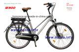 Garanzia elettrica a basso rumore eccellente di Ebicycle della città della bici certificata En15194 del Ce dell'onda di seno M900 2 anni