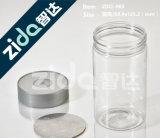 Botella profesional Eco-Friendly Pet Square plástico