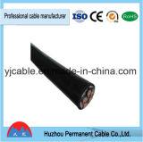 El cable de transmisión ignífugo, baja tensión 600V 3*95mm2, XLPE aisló el cable de transmisión Yjv/Yjlv/VV/Vlv