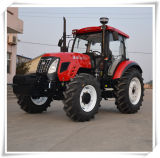 90HP 100HP 110HP 120HP 4WD Farm Tractor met Ce Certificate