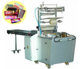 Biscuit / Food Box Cellophane Over Wrapping Packaging Machine