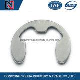 Acier inoxydable DIN 6799 Anneau de retenue E-Ring