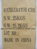 Exportador do No. de borracha do CBS (CZ) CAS do acelerador: 95-33-0