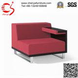 Rotes Bürosofa mit Handauflage (CY-S0022-1)