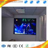 P2.5 Location intérieure Location d'affichage à LED Cabinet en aluminium