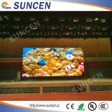 Suncen P4 실내 단계 상점가 또는 상업적인 발광 다이오드 표시