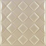 панель стены 1010-20 PU 3D кожаный для самомоднейшего нутряного украшения