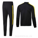 Тренировка футбольных костюмов, Whloesale Top Quality Training Club Футбольный костюм для мужчин, Breathable Men's Soccer