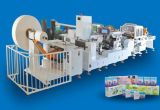 Máquina de lenço 400PCS / Min Mini Folha de Hanky Folha de gravura impressa