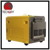 4.2KVA gerador diesel silenciosa (TWDG6500T)
