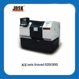 2 Axis Milling Tool를 가진 CNC Lathe Machine