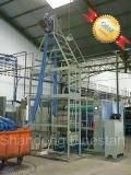 Textilmaschine/Ballon-Auffüllen-Maschine /Textile, das Maschinerie beendet