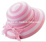 여자 아기 밀짚 모자 (YYCM-120161)