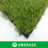 庭のためのペットMonofilament Landscaping Artificial Lawn