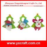 La Navidad de la decoración de la Navidad (ZY13L171-1-2-3 el 15CM) en venta