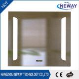 Specchio della stanza da bagno illuminato trucco caldo del quadrato LED della parete di vendita