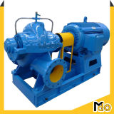 Haute capacité de drainage centrifuge double aspiration pompe à eau