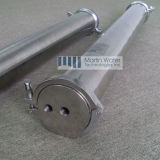 4040/8040 La Caja de acero inoxidable de la membrana RO