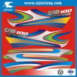 De verschillende Vormen vrij-Ontworpen Sticker van de Motorfiets ATV