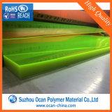 Feuille PVC coloré, très lustré de couleur opaque PVC rigide Feuille, PVC feuille rigide