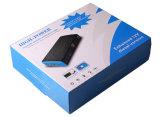 Двойной стартер скачки заряжателя батареи автомобиля USB многофункциональный миниый