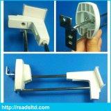 Verrouillage de crochet de serrage de sécurité pour EAS Security pour Pegboard
