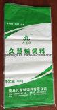 La Chine a fait le sac d'alimentation de plastique/sac tissés par pp avec la doublure