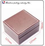호화스러운 가죽 시계 패킹 전시 저장 상자 (Sy079)