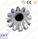 OEMによって焼結させる鉄の斜めギヤ螺旋形ギヤ部品