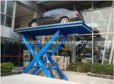 Elevatore automatico dell'automobile di parcheggio del carosello del basamento (SJG)