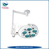 두 배 맨 위 천장 유형 형광 병원 외과 램프