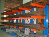 مستودع التخزين الثقيلة قابل للتعديل الرف الكابولي
