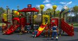 Parque Infantil exterior serie de controle de incêndio equipamentos de Diversões de Estacionamento
