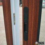 Окно цветастого профиля UPVC сползая с специальным краем K02045