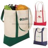 印刷の綿のキャンバス袋、ショッピング昇進のトートバック