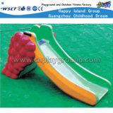 プラスチックおもちゃの子供のスライドの動物の屋外のプラスチックスライド(M11-09808)