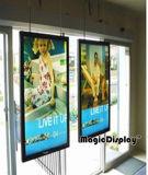 La publicité SNAP Frame boîte lumineuse à LED