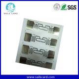 Inserção de cartão RFID de 125kHz
