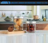 Het luchtdichte Glaswerk van de Jampot van de Honing van de Kaviaar met Tin GLB