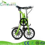 14 '' únicas velocidades uma bicicleta da cidade de Foding do segundo