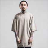 T-shirt manches courtes en coton à manches courtes