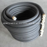 línea de cobre de los 50FT fijada con aislante de tubo del cobre de la refrigeración de R410A