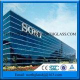 Heißer verkaufender niedriger reflektierender Glaspreis für Gebäude-Fassade