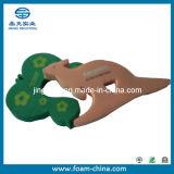 Arrêt de porte en mousse EVA pour les enfants (couleur verte)