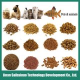 Alimento de animal de estimação automático da grande capacidade que faz a linha