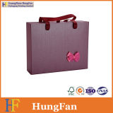 Cadre de empaquetage de papier se pliant de estampage chaud personnalisé de cadeau de tiroir