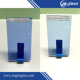 3mm - 10mm het Lichtgroene Gekleurde Glas van de Bouw van de Vlotter van het Glas